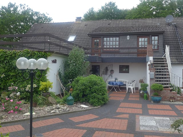 Apartment Südost for 3 persons in Hage