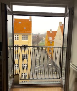 Close to everything in Copenhagen City - København - Apartment