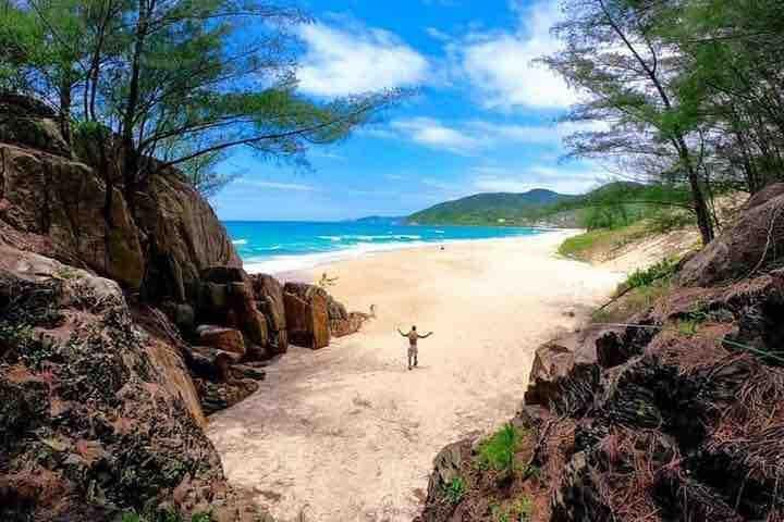 Casa de praia na Gamboa em Garopaba. venha curtir!