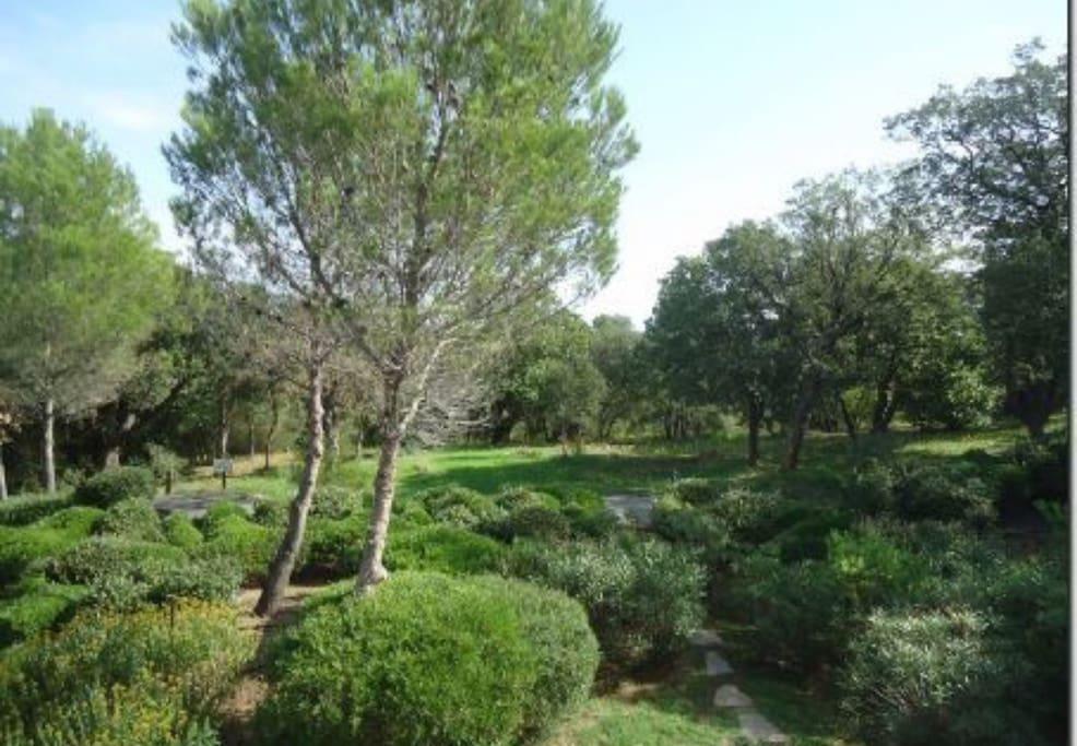 Location les restanques de saint tropez condomini in for Cabine del parco statale di hammonasset