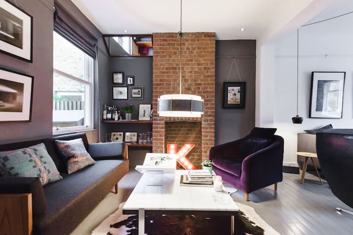 Live Like a Londoner in a Stylish Victorian Home
