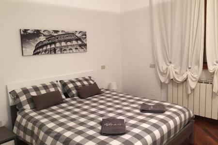 Appartamento grande, shopping e turismo. ROMA EUR. - Rome - Appartement