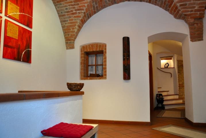 Exklusives Stadthaus in der Wachau - Mautern an der Donau - Rumah