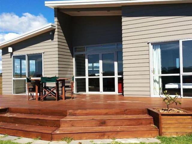 Sunny Matarangi Family Home