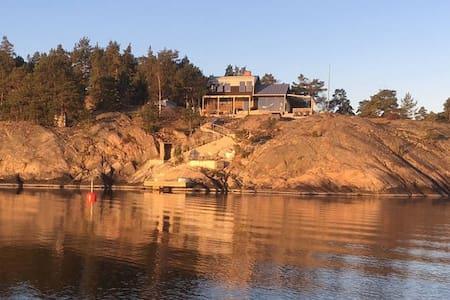 Stunning, unique Archipego cottage