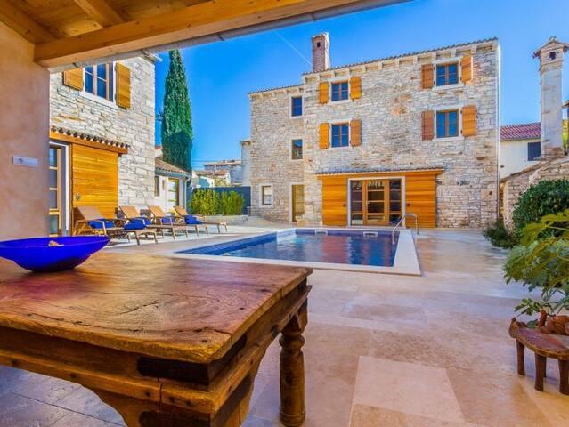 Villa Viktorija - Sisan, Pula, Istria, Croatia - Šišan