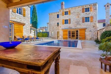 Villa Viktorija - Sisan, Pula, Istria, Croatia - Šišan - 別墅