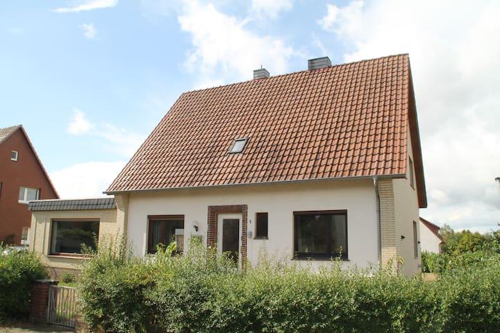 Ferienwohnung im idyllischen Harpstedt