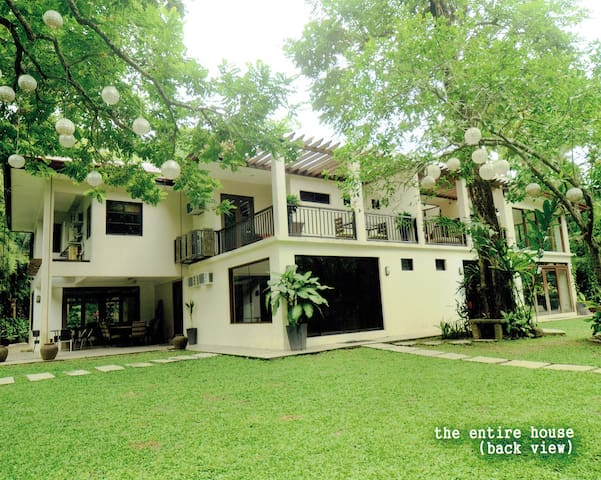 Forest Home  - Subic, Kalayaan Village (Unit B) - Subic Bay Freeport Zone - Hus