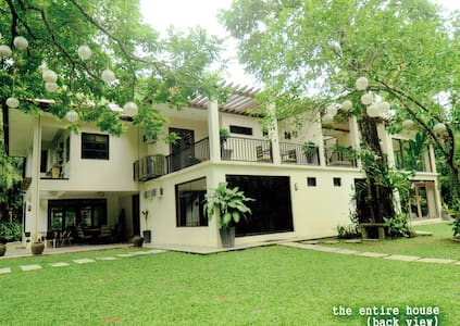 Forest Home  - Subic, Kalayaan Village (Unit B) - Subic Bay Freeport Zone - Rumah