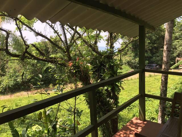 Wood House @ Canto do Moreira - sea view - São Sebastião - Dom