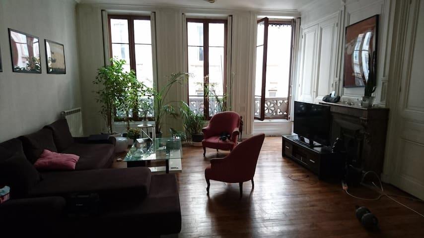 Belle chambre Hôtel de Ville - Cordeliers