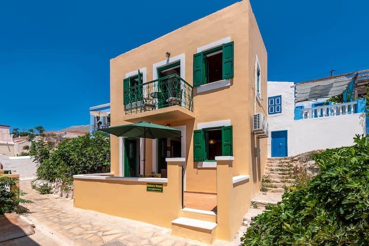 Matinas House - Chalki