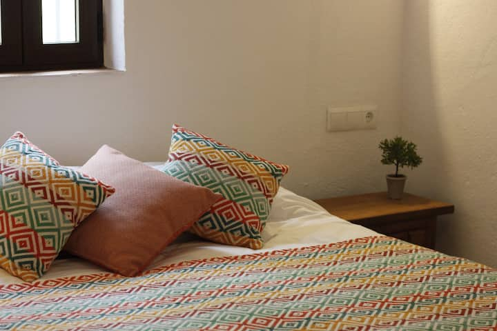 Kamer 4 in Finca la Meica: Enjoy feeling at home