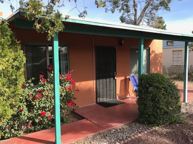 Santa Barbara - Tucson