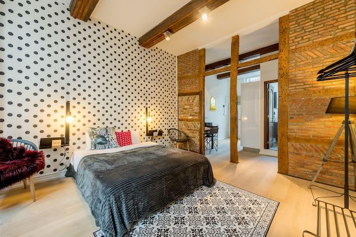 Smartflats Saint-Jean 101 - 1 Bedroom - Center - Liège - Apartament