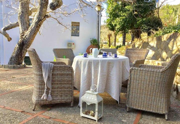 San Juan - Villa señorial andaluza en Constantina