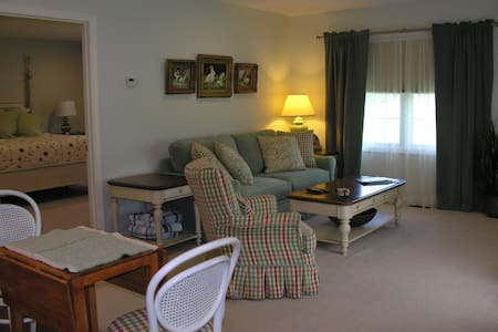 Vermont beautiful spacious guest suite near Smuggs - Westford
