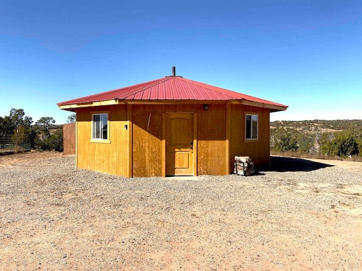 Grey Valley Hooghan- Navajo Hogan