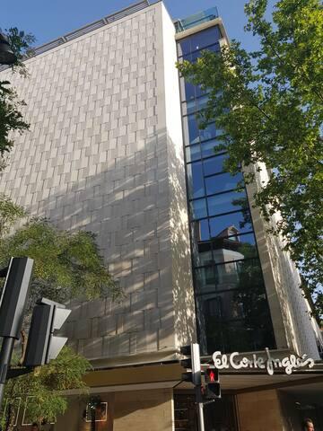 Apartamento Bario Salamanca (Calle Lagasca)