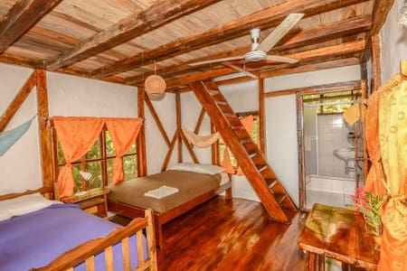 2 rooms ocean view bungalow - Ayampe