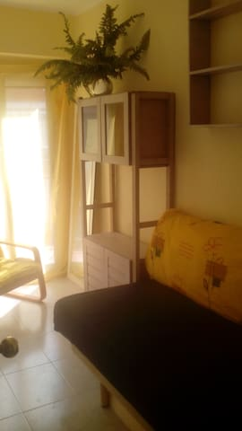 Habitacion individual - València - Huoneisto