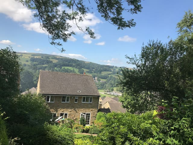 Stunning views of Nidderdale