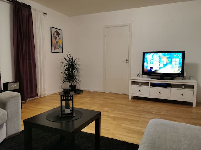 Comfy room, nice apartment, near to the center!