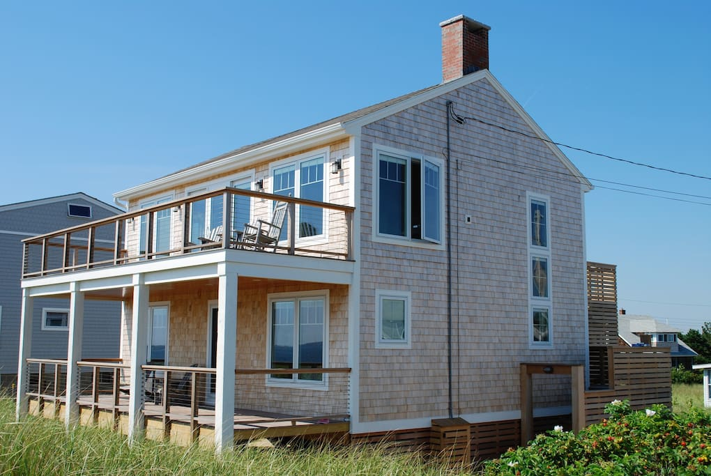 Stunning Maine Beach house. - Houses for Rent in Old ...