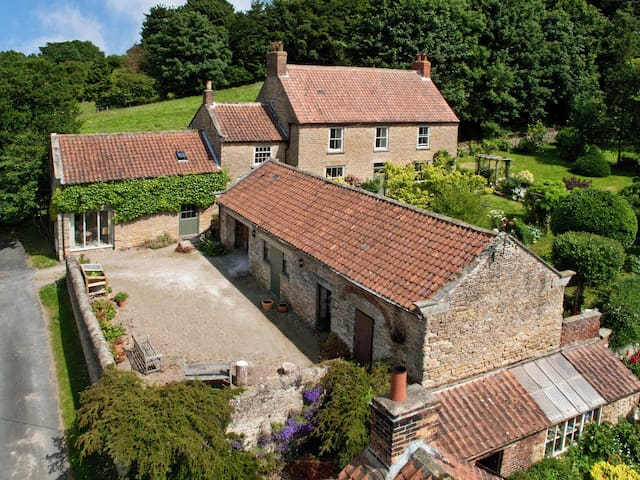 17th Century converted barn - North Yorkshire - Huis