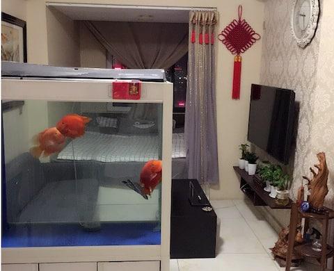 戴先生的house 北欧与日式混搭设计搭配家用电器日用品一切都有可洗衣做饭17744492336