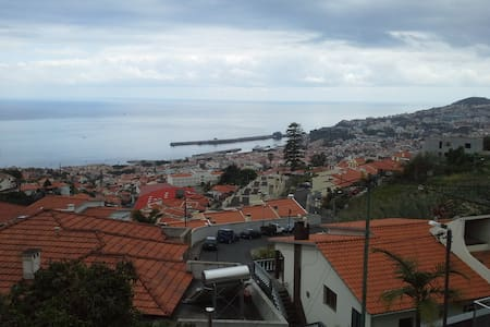 Ginger Villa near the center with private jacuzzi - Funchal - Villa