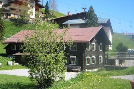 Selbstversorgerhaus in Lech - 莱希 - 小屋