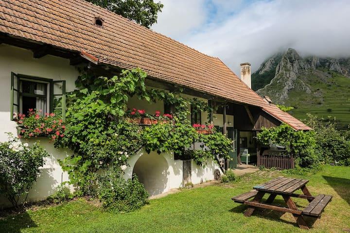 Tündérlak, Cozy country house in Torockó