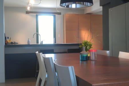 Maison moderne en campagne - Apartamento