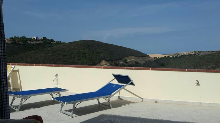 Villa MARIA TERESA p.1 con terrazza panoramica