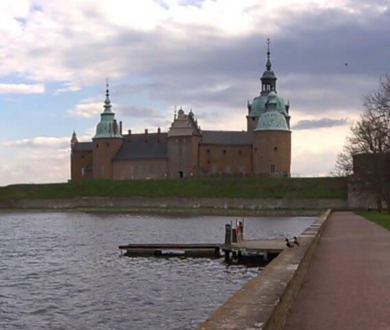 Castle in Kalmar