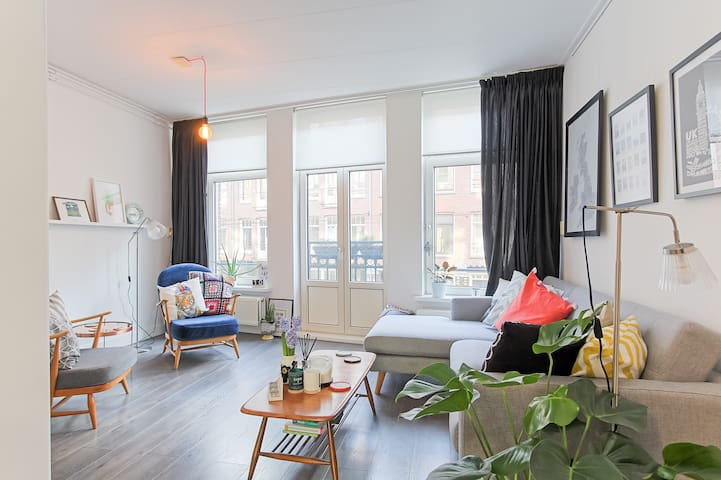 Stylish & Centrally located! @beautiful Westerpark