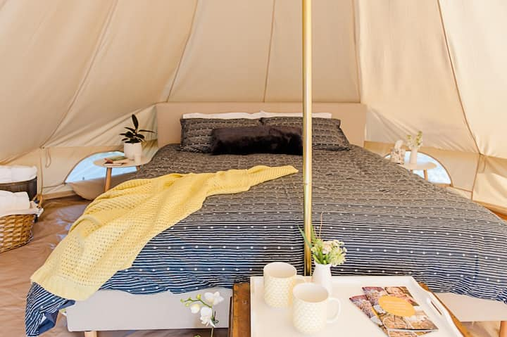 Grapevine Glamping B&B Netherby Tent