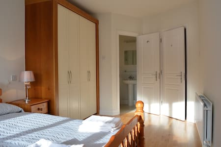 Double Room with Ensuite - Dublin - Apartment