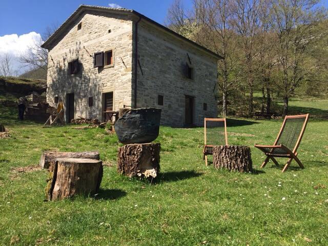 B&B La Confluenza @ Parco Foreste Casentinesi