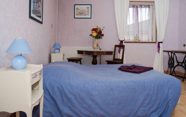 chambre triple - Saint-Paul