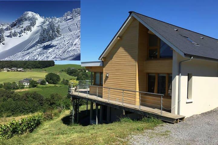 Grande maison tout confort aux pieds des Pyrénées - Lanne-en-Barétous - บ้าน