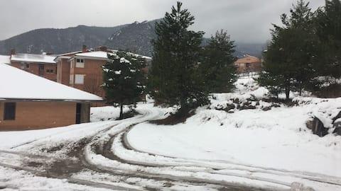 Apartamento en el pirineo catalan