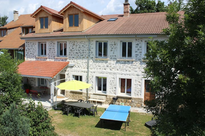 Chez Véro et Denis - La Batie Vieille - บ้าน