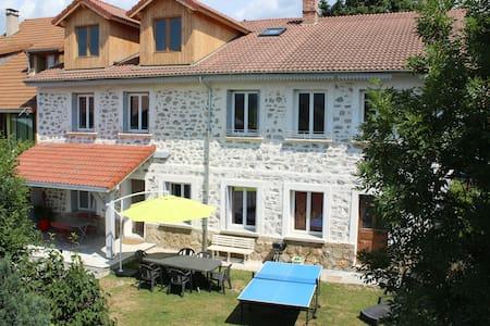 Chez Véro et Denis - La Batie Vieille - Casa