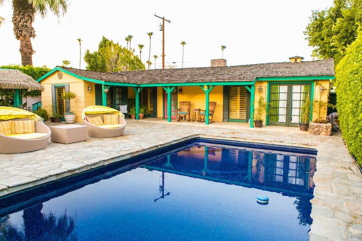 Penguin Cottage - One-of-a-kind 1937 Spanish home