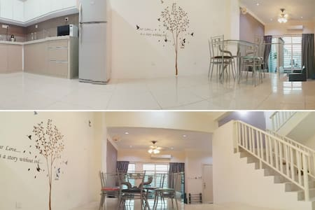 Promo! New Comfy 2-Storey Landed (WiFi)  槟城双层民宿 - House