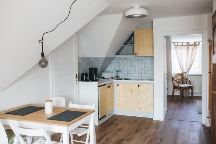 FeWo Nordsjön Cuxhaven - Cuxhaven - Apartament
