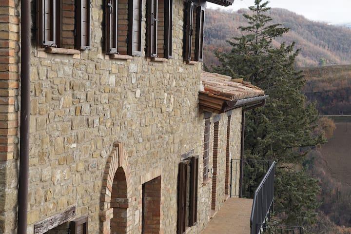 Incantico – big luxury home
